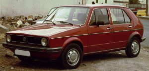 Volkswagen_Golf_I